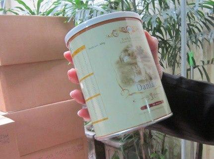 Hải quan siết khai báo thông tin sữa nhập khẩu
