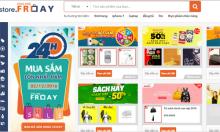 Website Online Friday nhiều cải tiến, thuận lợi cho người dùng