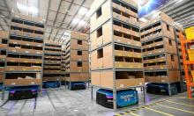 Nhà kho có đến 70% lao động là robot của Alibaba