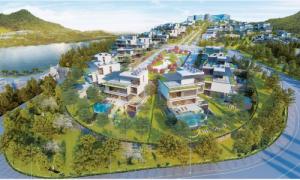 Cơ hội du lịch Dubai khi mua bất động sản nghỉ dưỡng Monaco HaLong