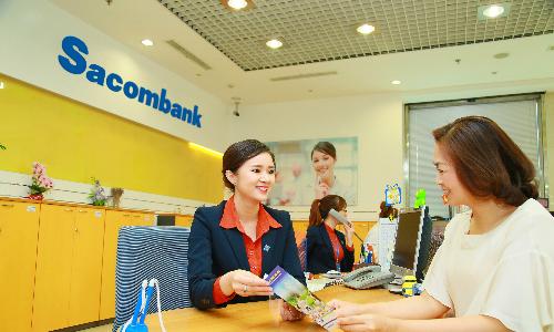 Sacombank tuyển 500 chuyên viên khách hàng