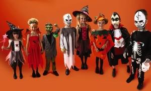 Đồ hóa trang Halloween cho trẻ em đắt khách