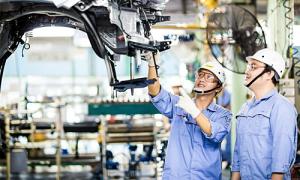 Toyota nâng cao chất lượng nhân sự
