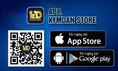 Mua sản phẩm Kymdan tiện lợi ngay tại nhà