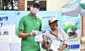 Honda Việt Nam chung tay phòng chống dịch Covid-19