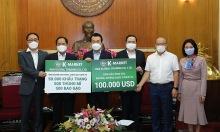 K&K ủng hộ 4 tỷ đồng phòng chống Covid-19