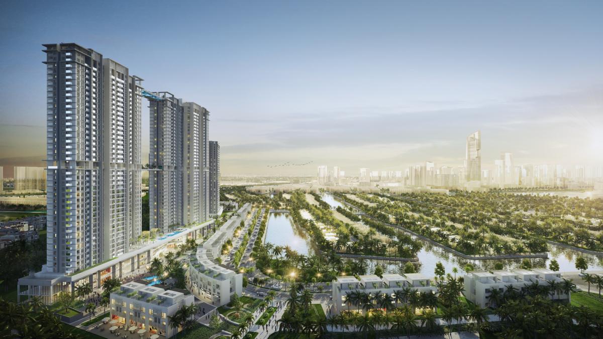 Ecopark công bố dự án cao cấp nhất giữa mùa dịch - VnExpress Kinh ...