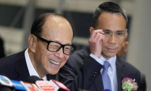 Giới siêu giàu ủng hộ luật an ninh Hong Kong