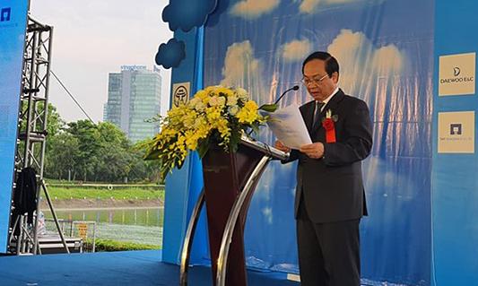 Công ty THT tặng 24 trạm quan trắc không khí cho Hà Nội