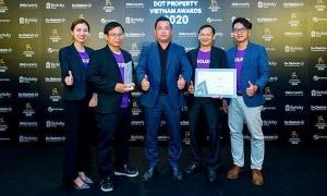 Houze Group nhận giải thưởng đổi mới sáng tạo 2020