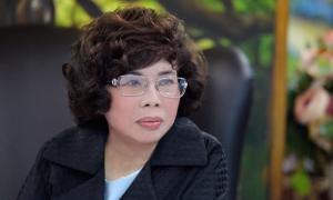 Bà Thái Hương: 'Ảnh hưởng kinh tế của đợt dịch này sẽ bớt nặng nề'