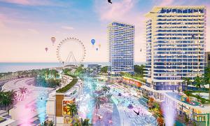 Loạt 'ông lớn' đổ bộ thị trường nghỉ dưỡng ven biển Bình Thuận