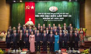 PVN tổ chức đại hội Đảng bộ