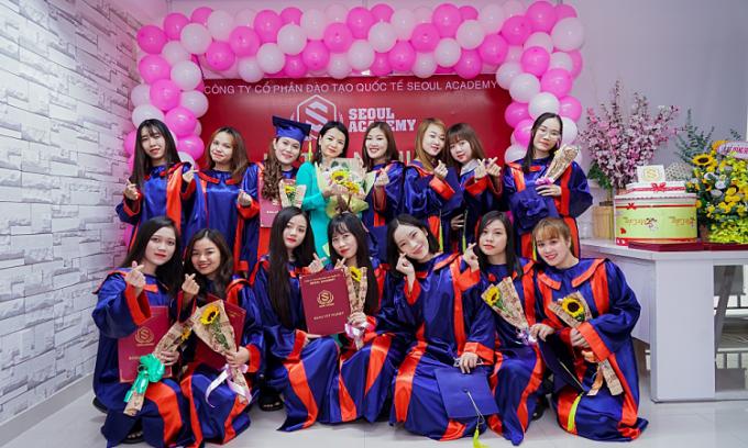 Lợi thế khi học nghề tại Seoul Academy