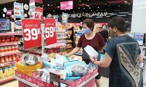 Siêu thị hàng Nhật nội địa trợ giá hơn 100.000 mặt hàng