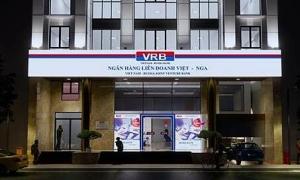 Ngân hàng Liên doanh Việt - Nga đổi địa điểm Hội sở chính