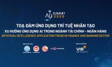 Tọa đàm xu hướng ứng dụng AI trong ngân hàng Việt