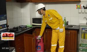 Chuyên gia PV Gas hướng dẫn sử dụng gas an toàn