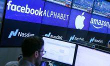 6 đại gia công nghệ mất 1.000 tỷ USD vốn hóa trong ba phiên