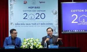 Ngày hội ngành bông Cotton Day Vietnam 2020 sắp diễn ra