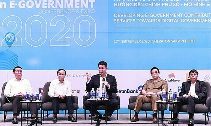 Doanh nghiệp có thể góp gì vào xây Chính phủ điện tử