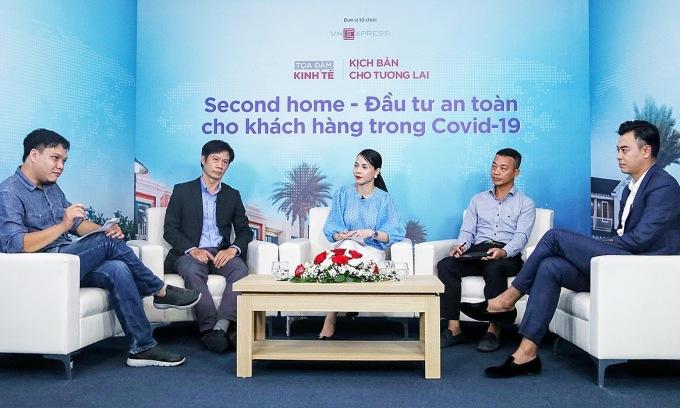 Đầu tư second home vẫn triển vọng trong Covid-19