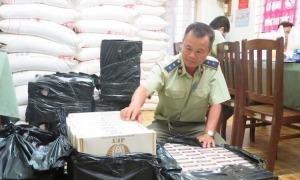Buôn một bao thuốc lá lậu có thể bị phạt tới 3 triệu đồng
