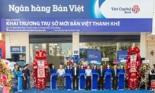 Ngân hàng Bản Việt khai trương phòng giao dịch Thanh Khê