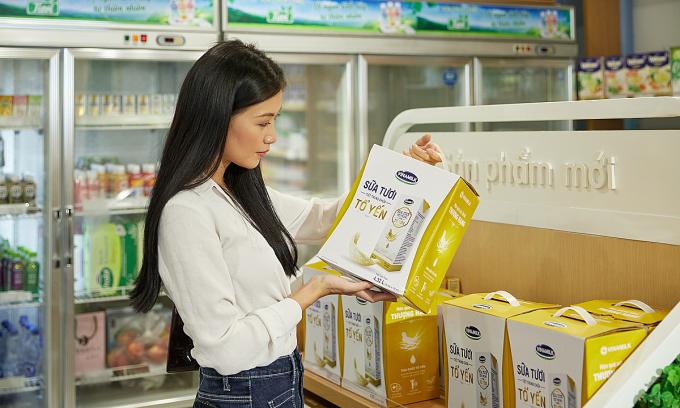 Vinamilk dẫn đầu top thương hiệu mạnh nhất Việt Nam