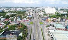 Địa ốc Thuận An hưởng lợi từ hạ tầng phát triển