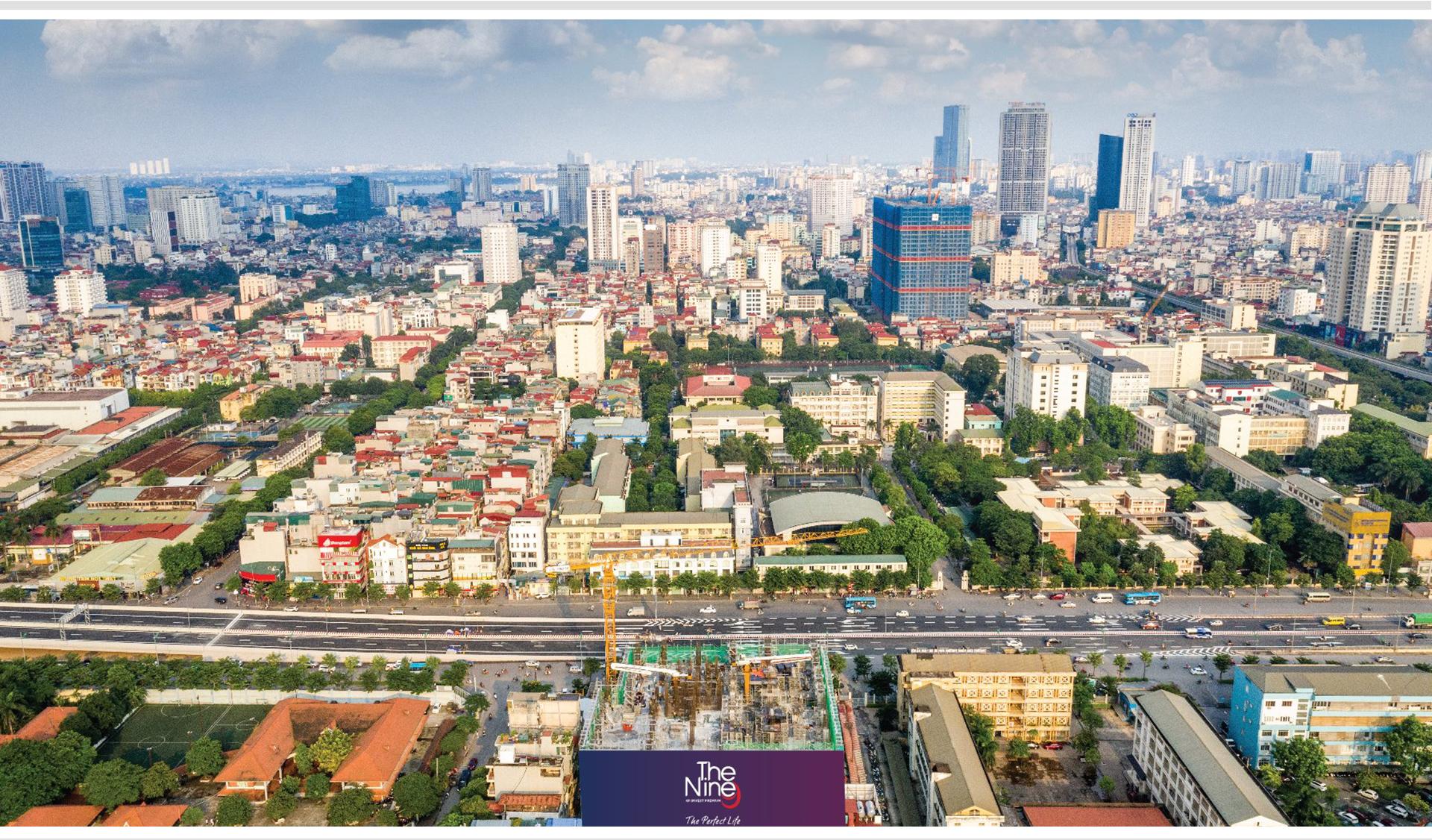 Bộ mặt mới bất động sản Tây Hà Nội sau một thập kỷ 5