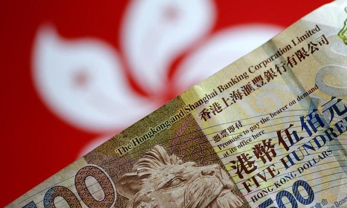 Nhu cầu đôla Hong Kong lên kỷ lục vì IPO của Ant Group