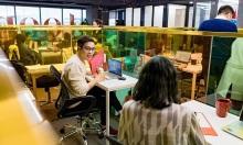 Không gian làm việc chung dành cho doanh nghiệp lớn