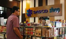 Sasco lãi cao nhất từ đầu năm