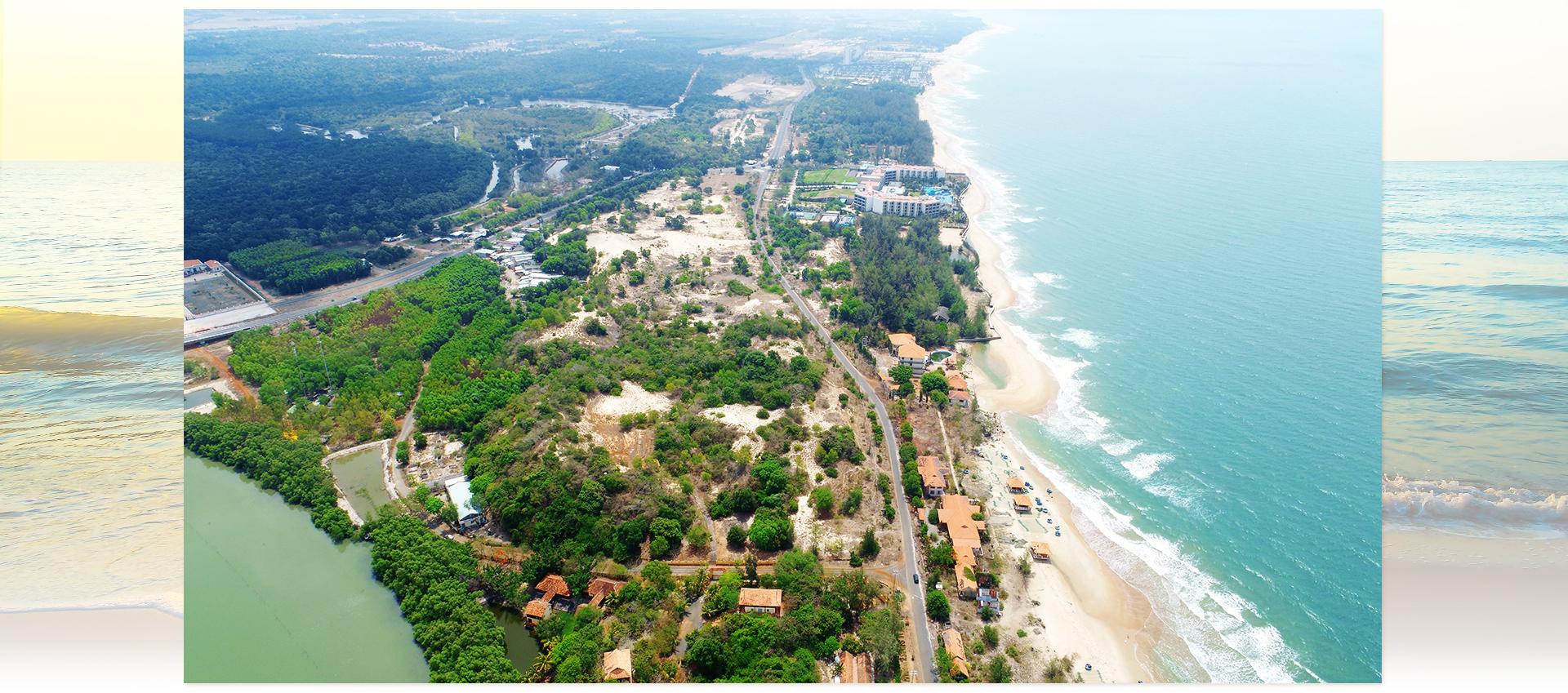 Điểm nhấn đầu tư bất động sản nghỉ dưỡng Hồ Tràm 4