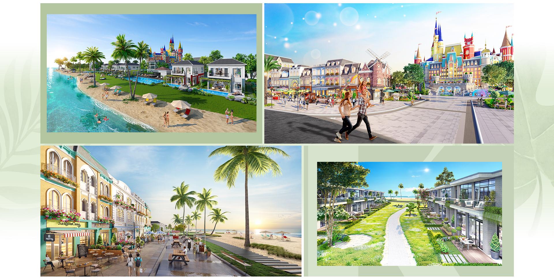 Điểm nhấn đầu tư bất động sản nghỉ dưỡng Hồ Tràm 10