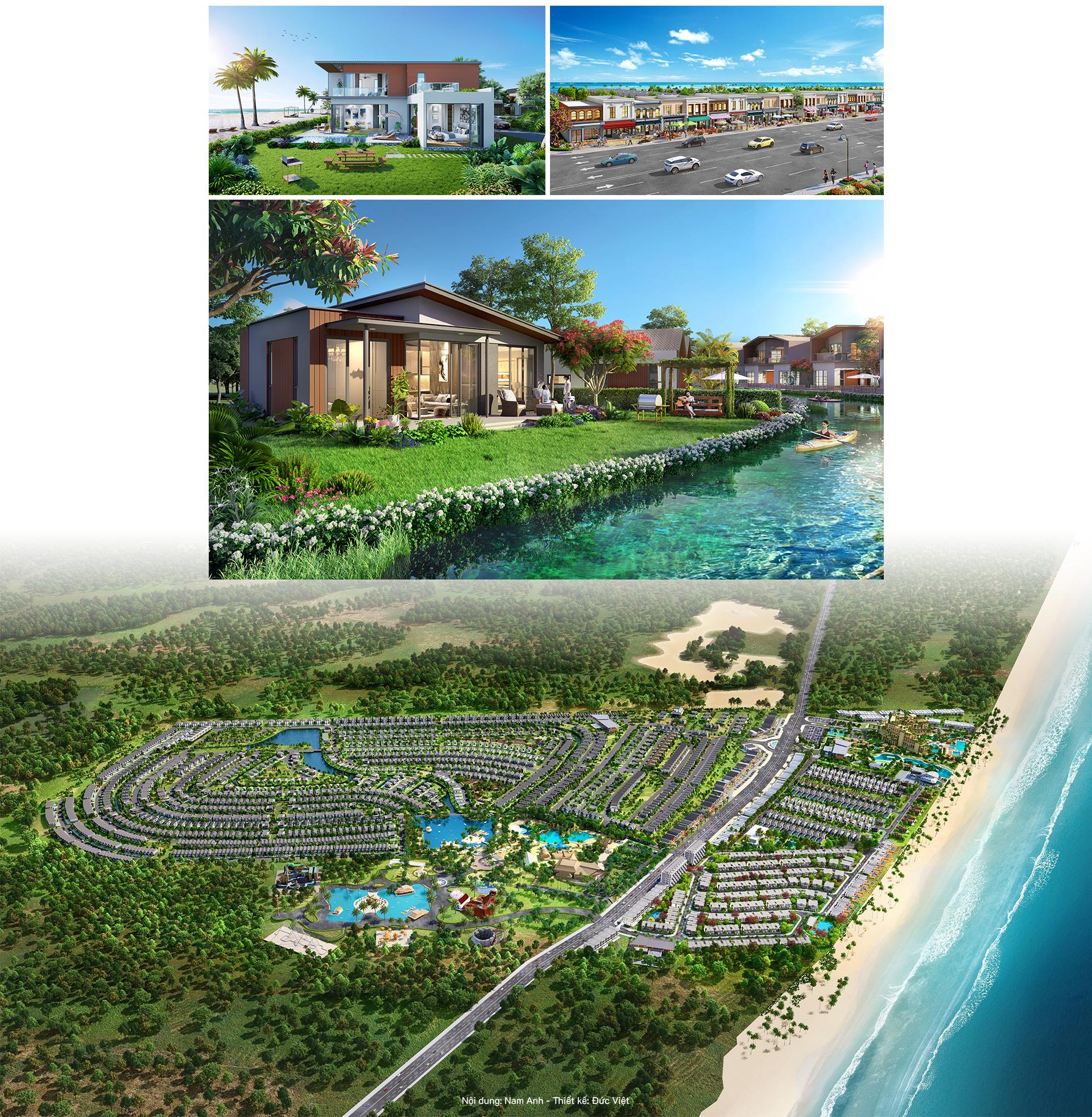 Điểm nhấn đầu tư bất động sản nghỉ dưỡng Hồ Tràm 11