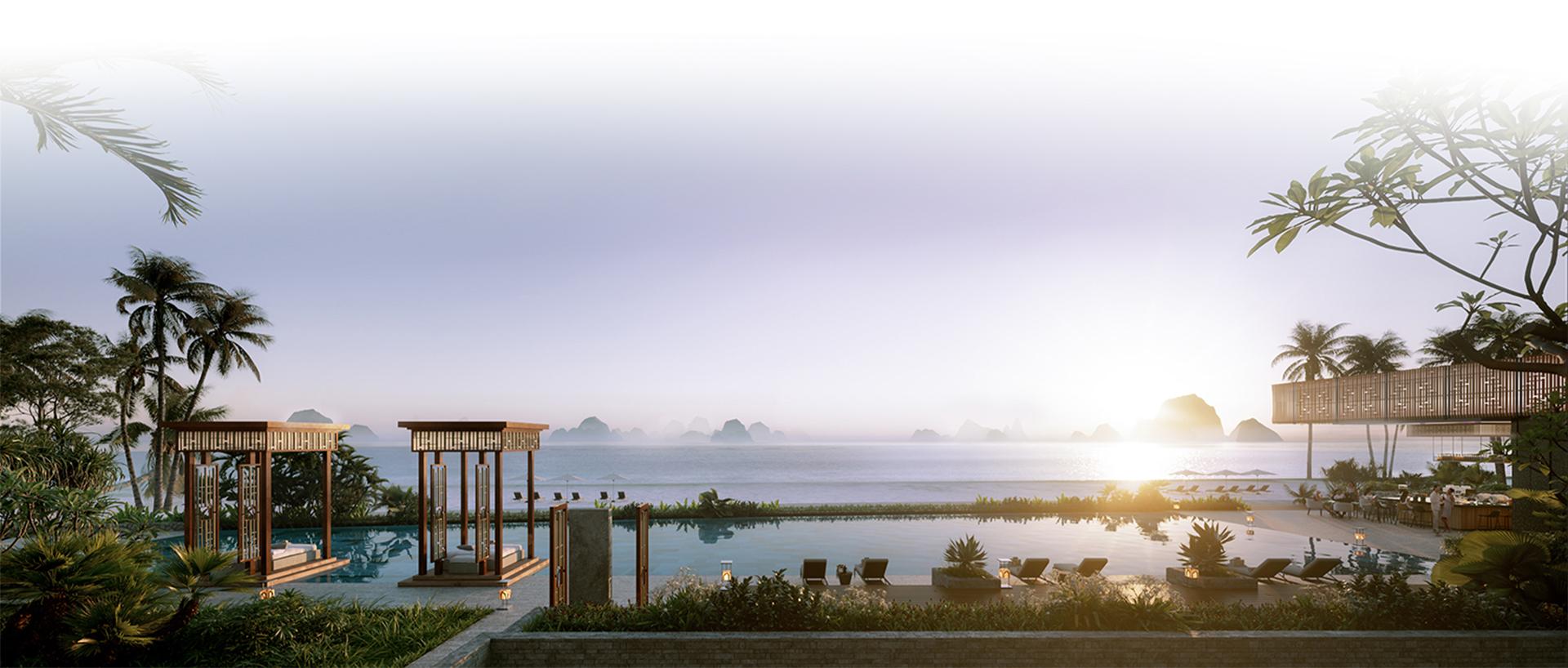 Trải nghiệm nghỉ dưỡng sang trọng tại InterContinental Halong Bay 14
