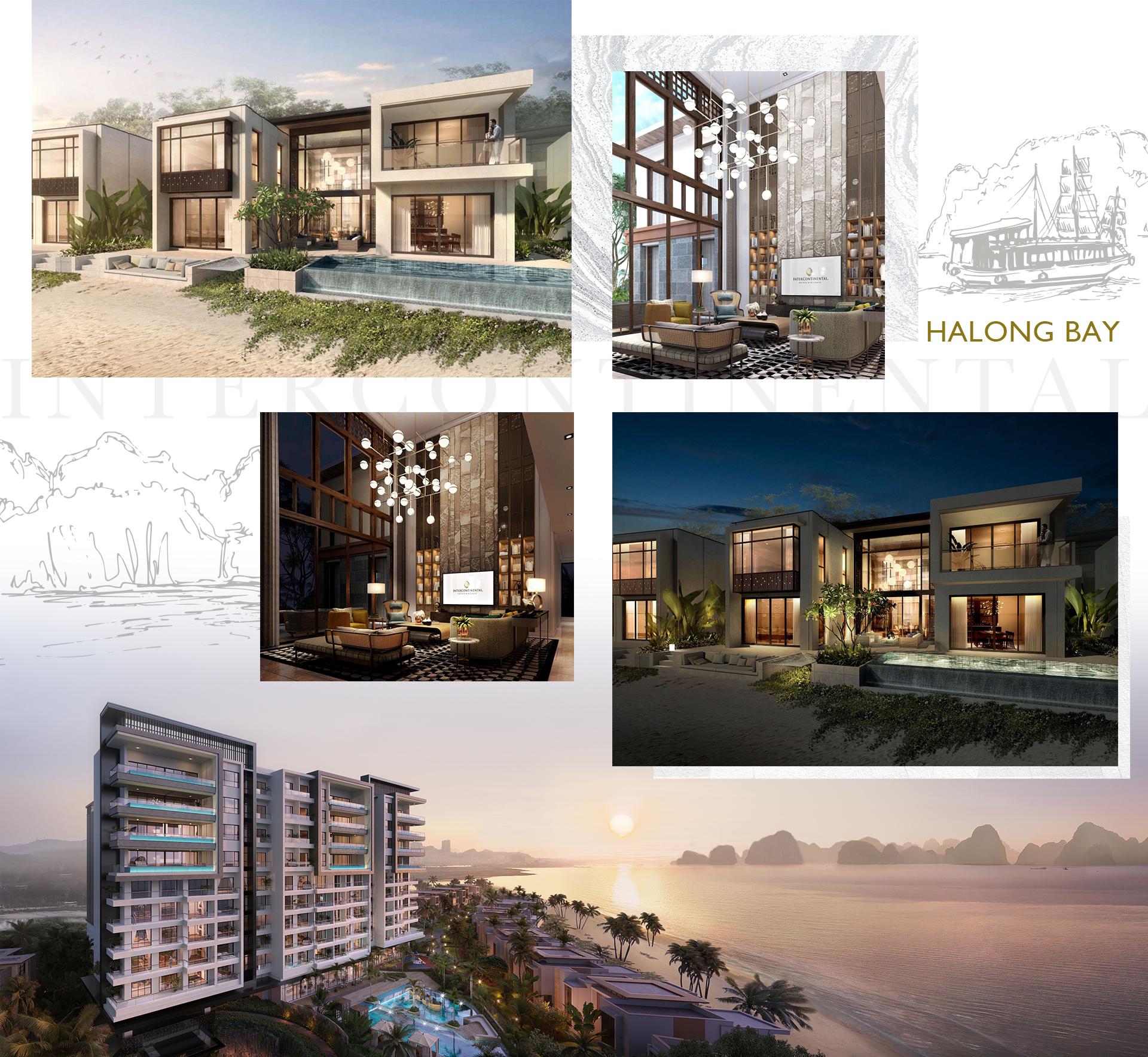Trải nghiệm nghỉ dưỡng sang trọng tại InterContinental Halong Bay 6