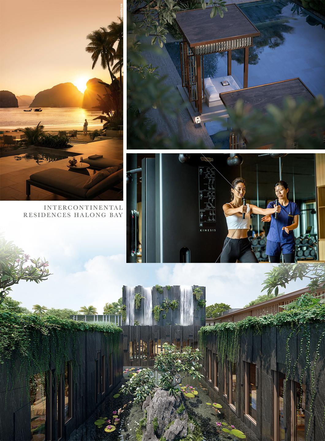 Trải nghiệm nghỉ dưỡng sang trọng tại InterContinental Halong Bay 12