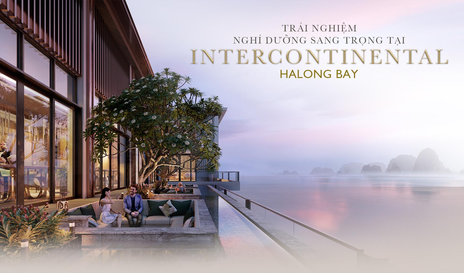 Trải nghiệm nghỉ dưỡng sang trọng tại InterContinental Halong Bay 1