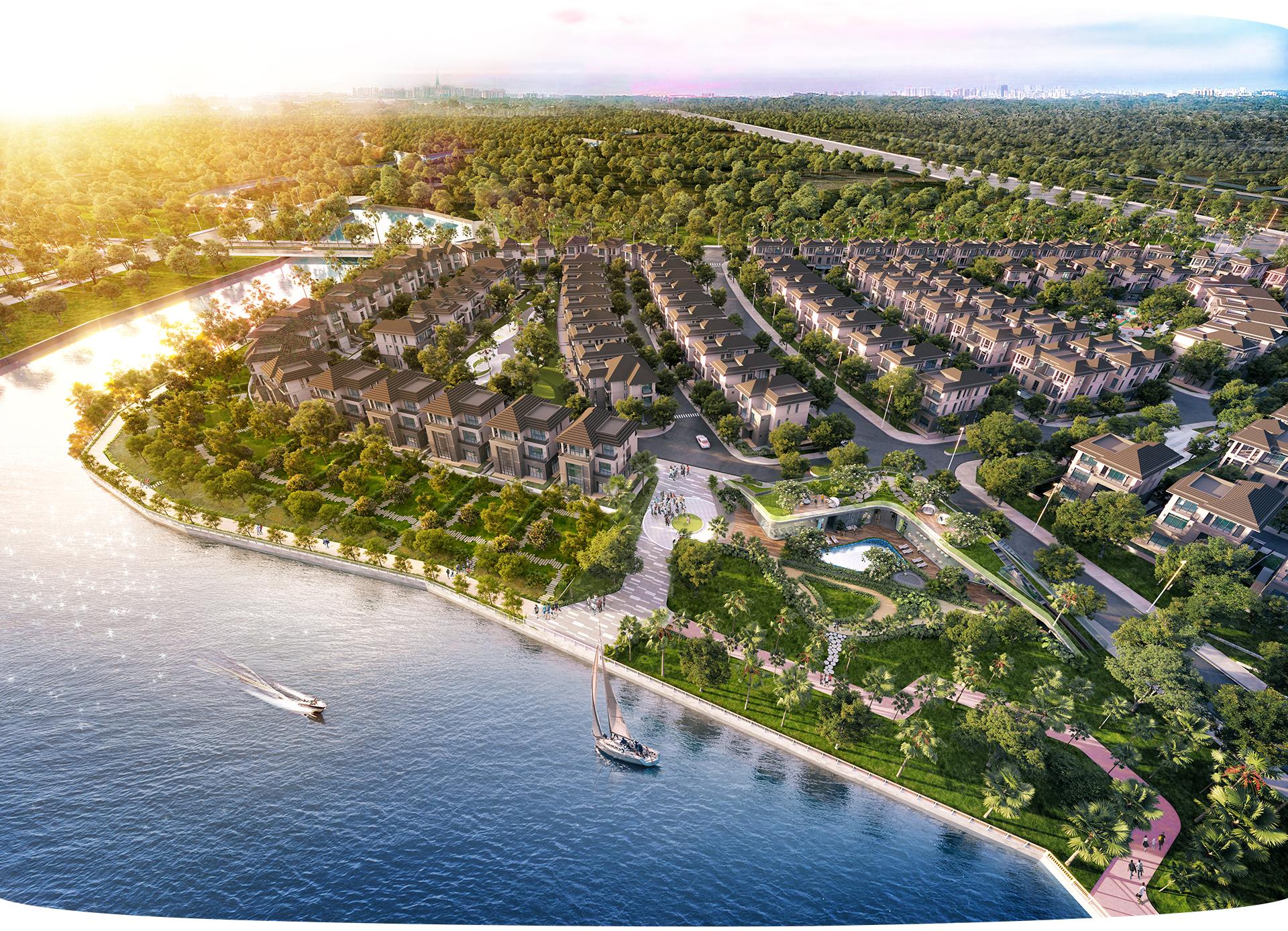 Địa ốc Nam Sài Gòn đón động lực tăng trưởng mới cuối năm 4