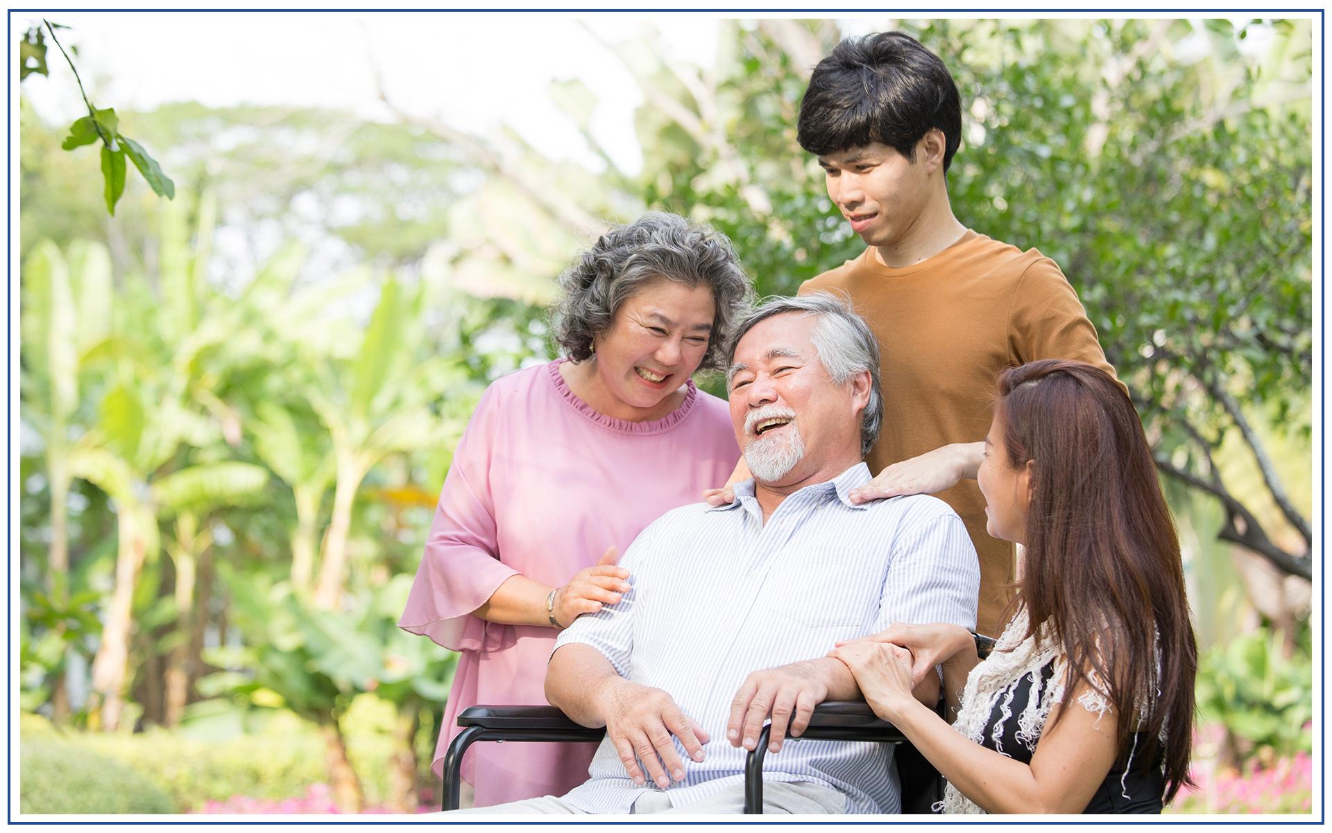 The Ambi tạo không gian sống cho gia đình ba thế hệ 5