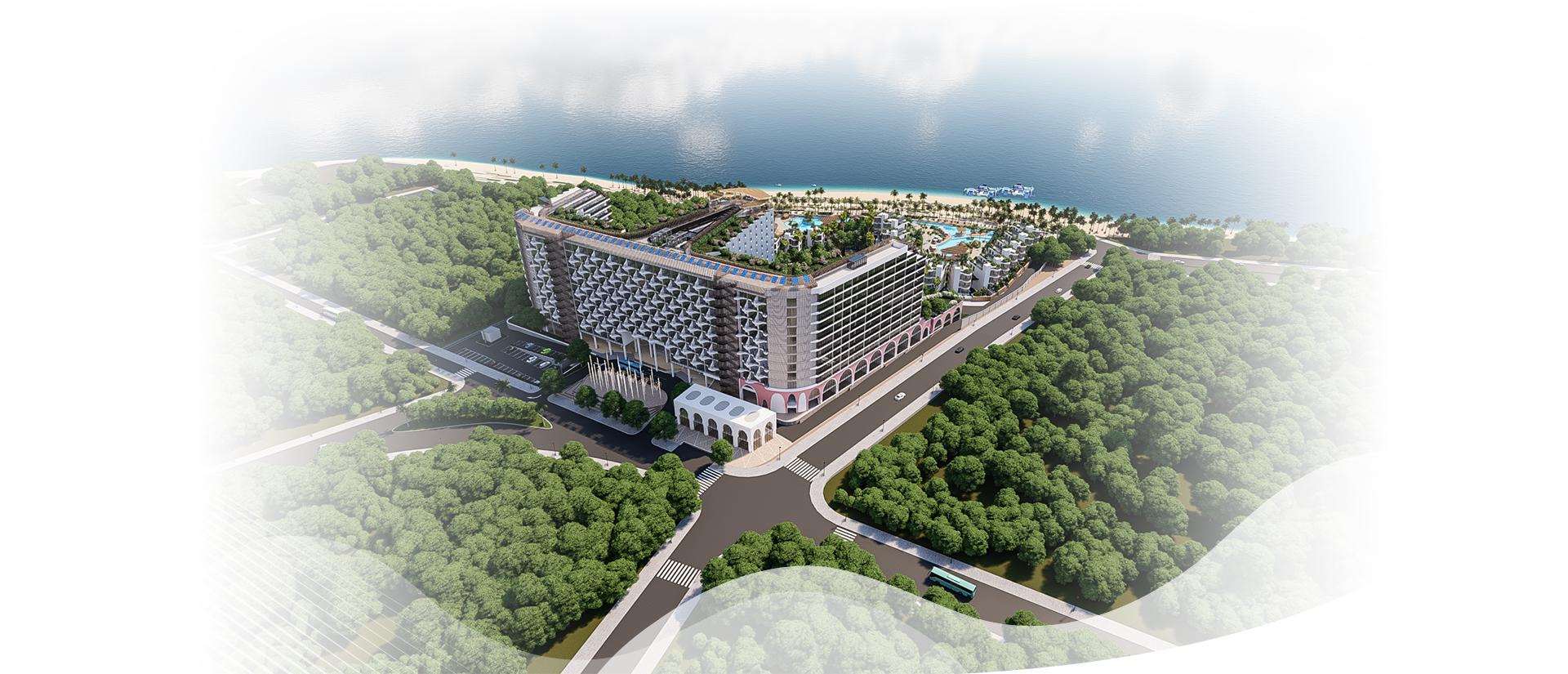 Căn hộ nghỉ dưỡng mang trải nghiệm khác biệt tại Charm Resort Long Hải 4