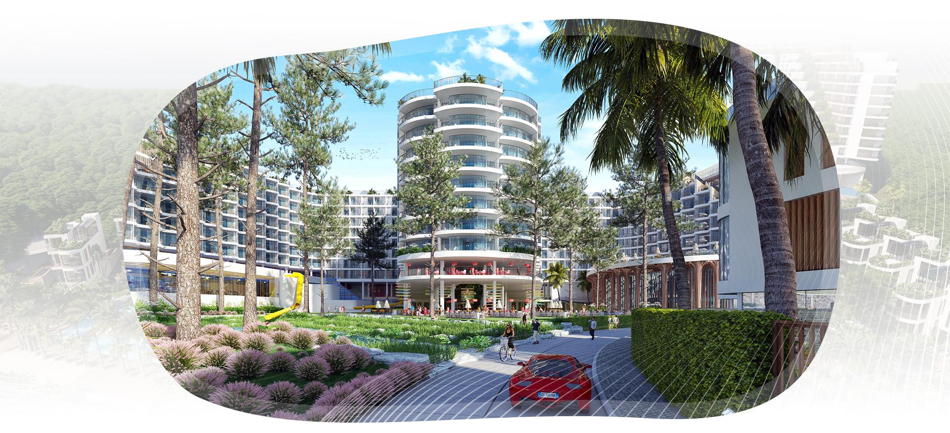 Căn hộ nghỉ dưỡng mang trải nghiệm khác biệt tại Charm Resort Long Hải 9