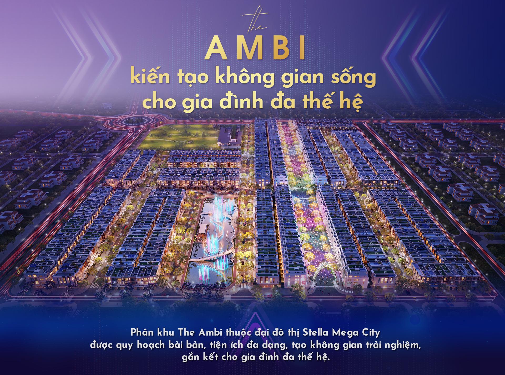The Ambi tạo không gian sống cho gia đình ba thế hệ 1