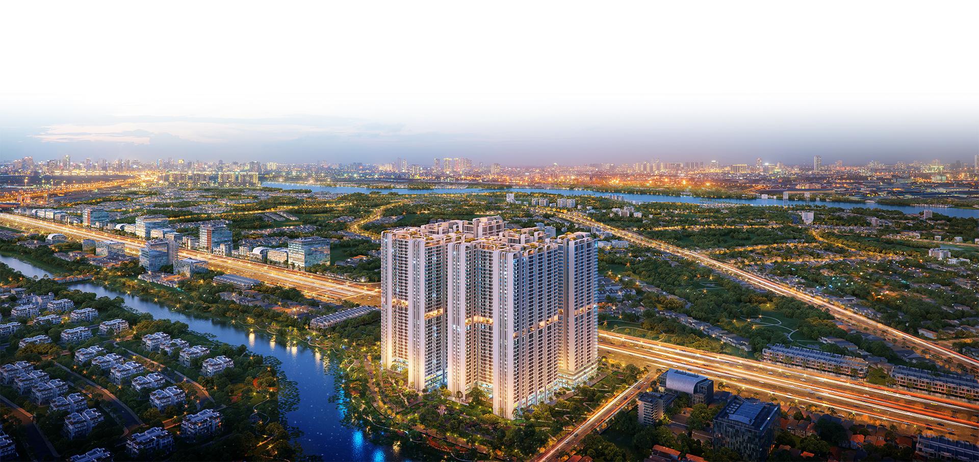 Dự án căn hộ sở hữu gần 23.000 m2 tiện ích tại Bình Dương 12