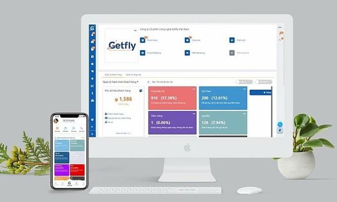 Getfly CRM cung cấp giải pháp chăm sóc khách hàng toàn diện