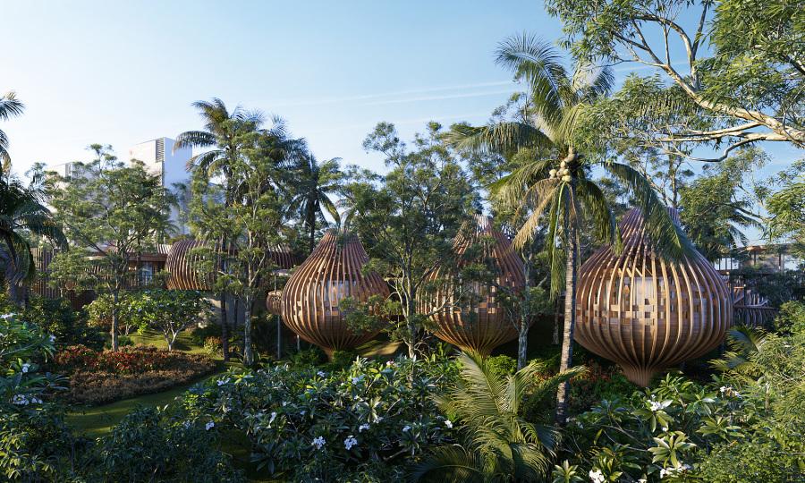 IFF Holdings kỳ vọng tạo điểm nhấn trên thị trường nghỉ dưỡng Hồ Tràm
