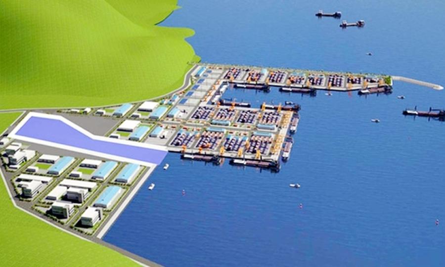 Duyệt chủ trương đầu tư hơn 3.400 tỷ đồng cho cảng Liên Chiểu